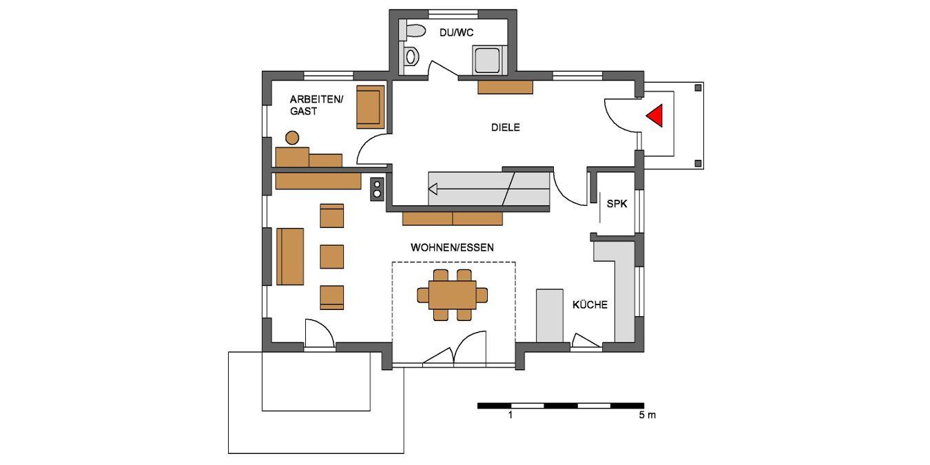 Digitaler Musterhauspark Traumhäuser fürs Sofa