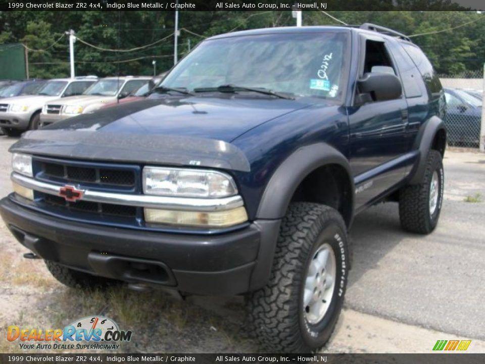 1999 Chevrolet Blazer Chevrolet Blazer For Sale Chevrolet