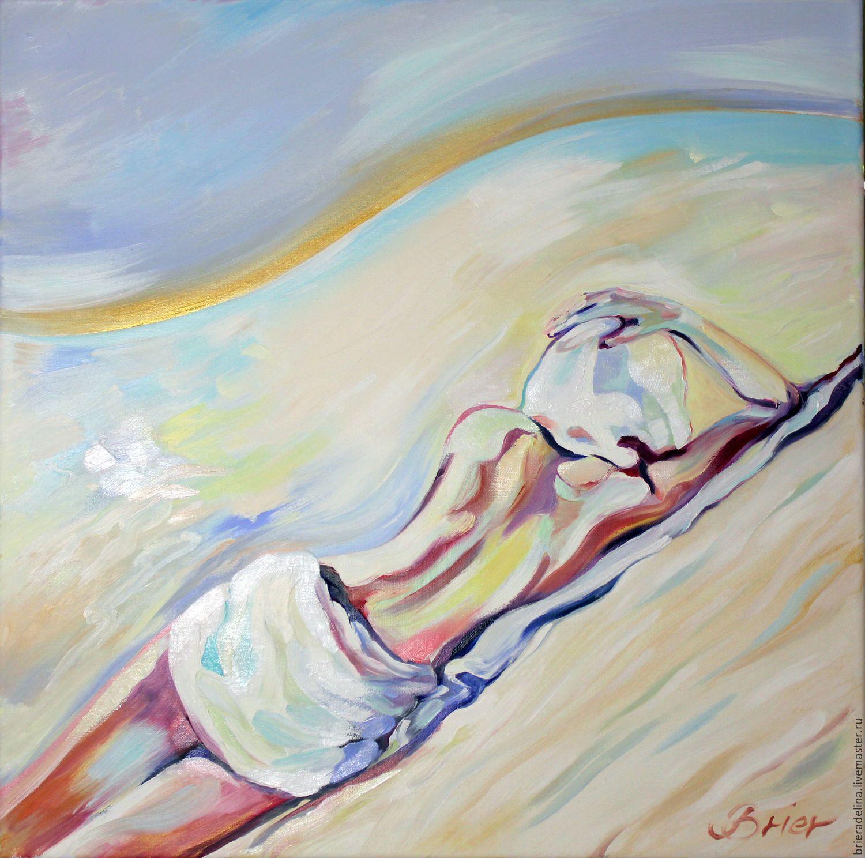 солнечная женщина эротика
