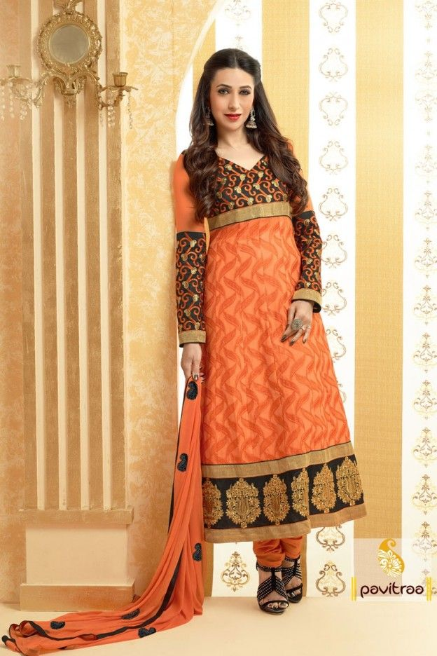 Buy Party Wear Salwar Kameez and Salwar Suits Online at Pavitraa ...