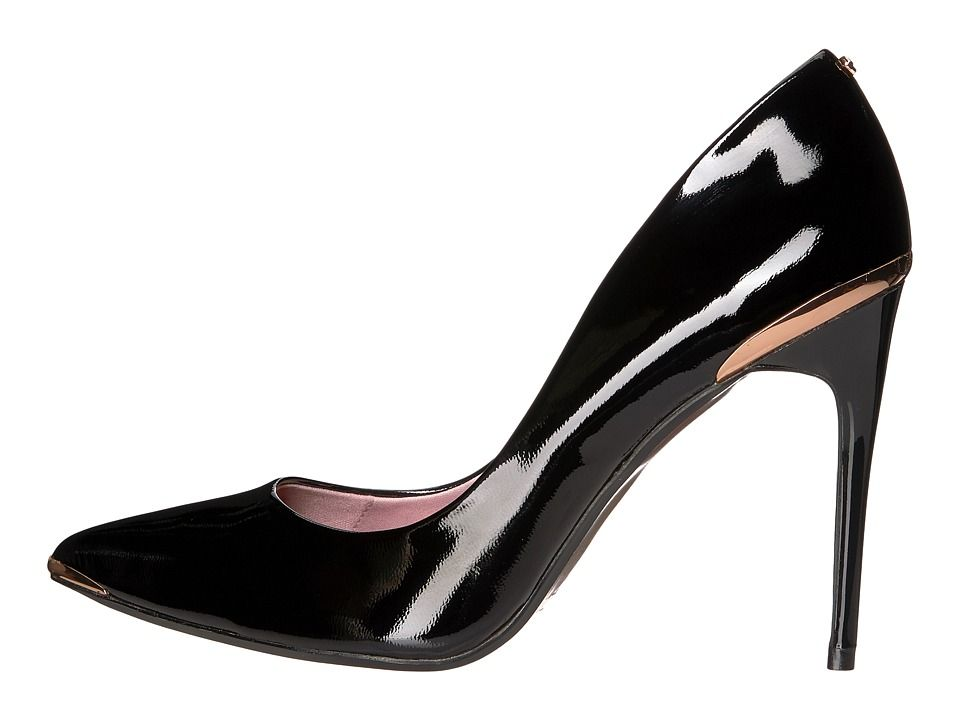 f29a6fc5add Ted Baker Kaawa 2 Women's Shoes Black Patent Leather | Products ...