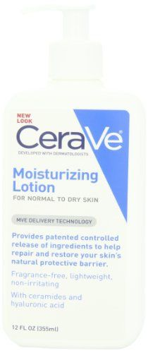 CeraVe Moisturizing Lotion || Skin Deep® Cosmetics Database