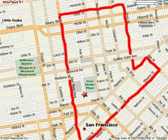 Areas To Avoid In San Francisco Map Is San Francisco Safe? Areas to Avoid and Other Warnings (With