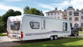 Deucoch Caravans - New and Used Touring Caravans near Abersoch