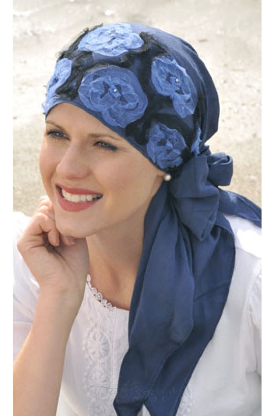 Tulle Triangle Scarf Head Scarves For Women Head Wrap