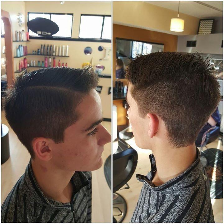 Men's haircut by Tori See More at: https://fringe.salon/social/moments/61