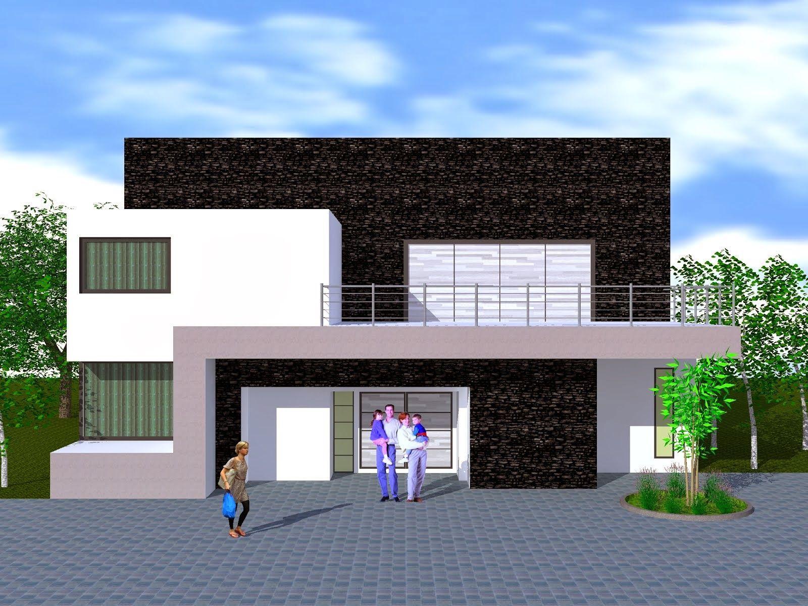 Dise os de rejas para frentes de casas minimalistas for Disenos de frentes de casas