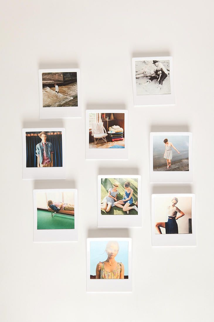 Snap Photo Frame - Set of 9 | Home Sweet Home | Pinterest | Magnetic ...