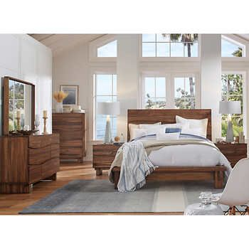 Rivina 6-piece Cal King Bedroom Set | LOGAN | Pinterest | King ...