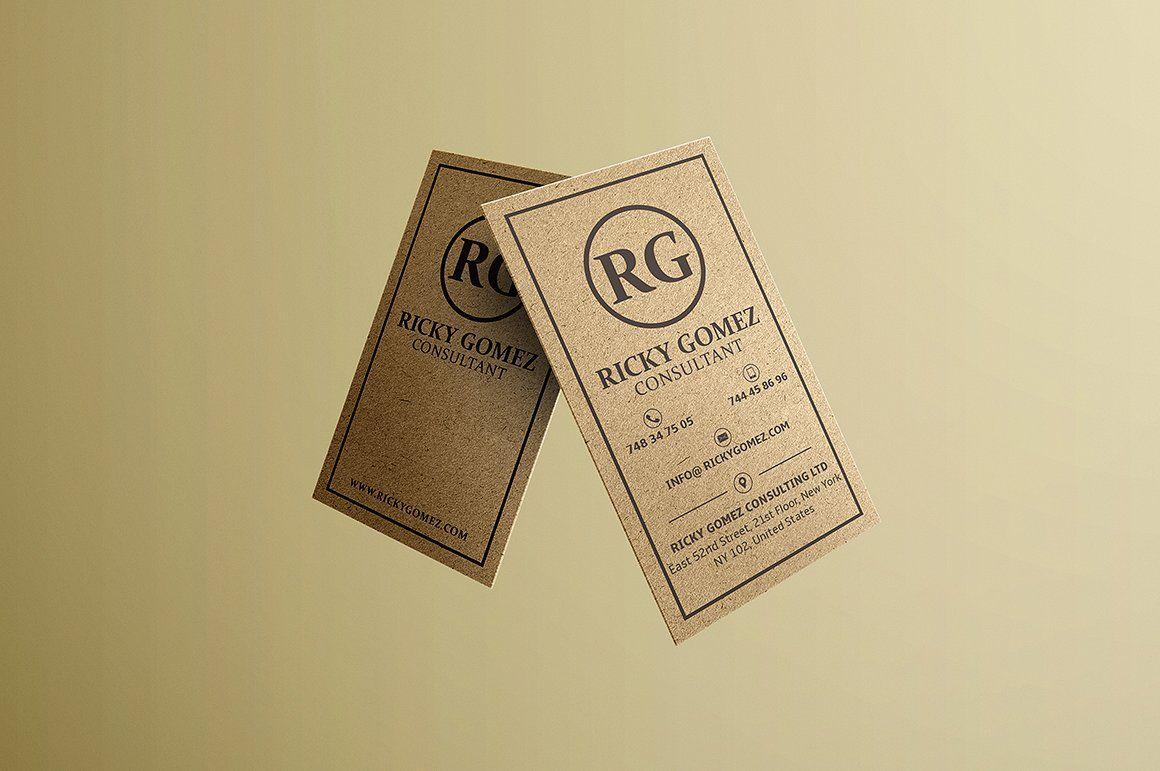 Kraft paper business cards bundle by marvel on creativemarket kraft paper business cards bundle by marvel on creativemarket reheart Gallery