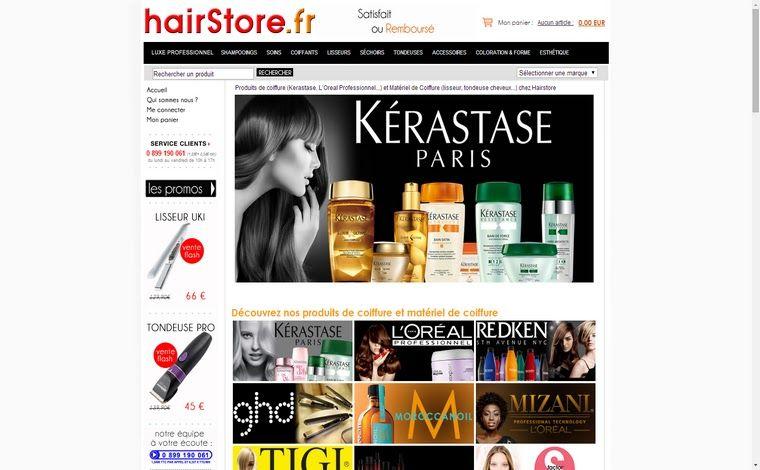 Ma routine cheveux Kérastase - HairStore.fr | UnetouchedeRoux