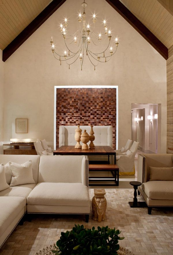 Modern House Design With Slight Arabic Touches