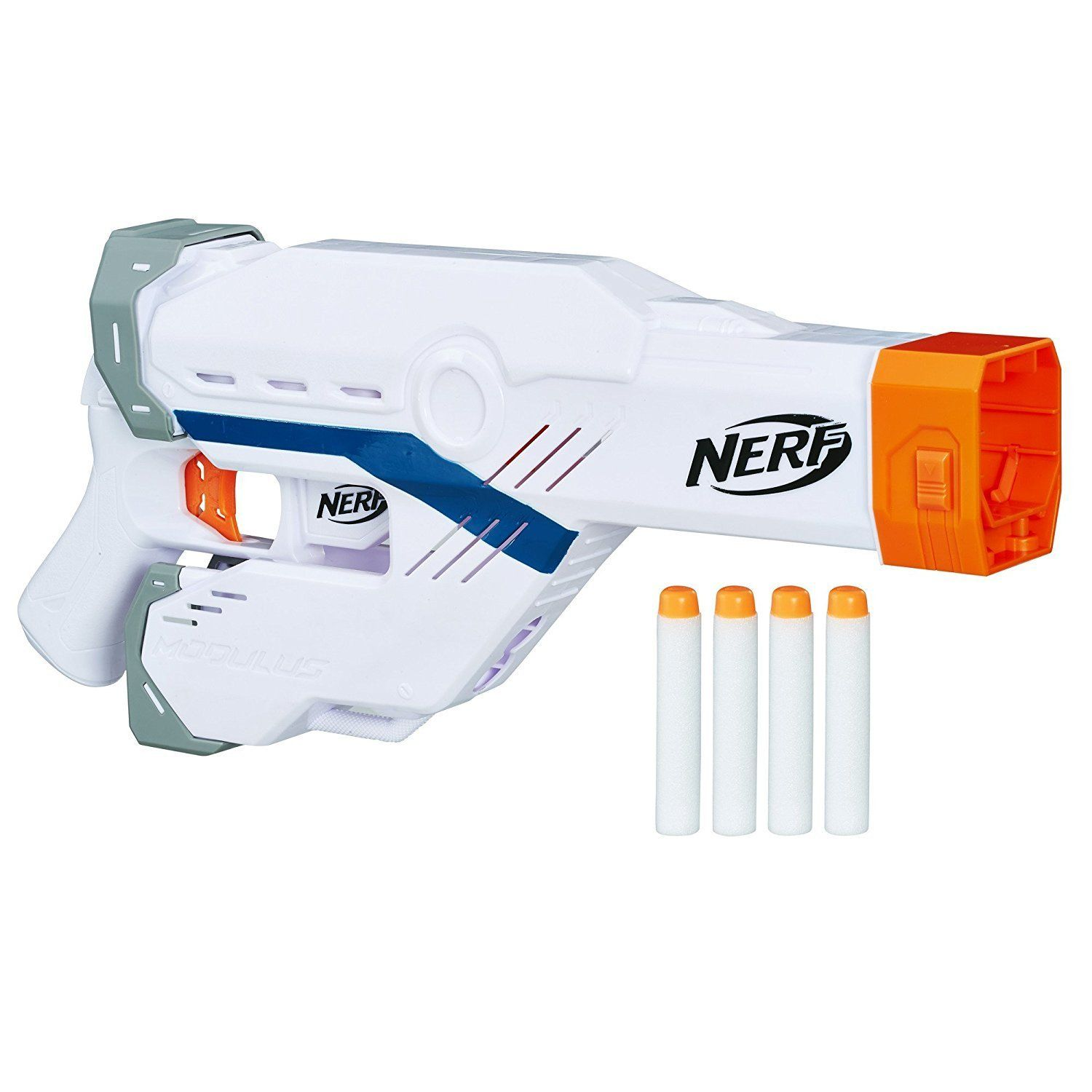 Worker modification shoulder stock replacement kit for nerf n-strike elite  toyga