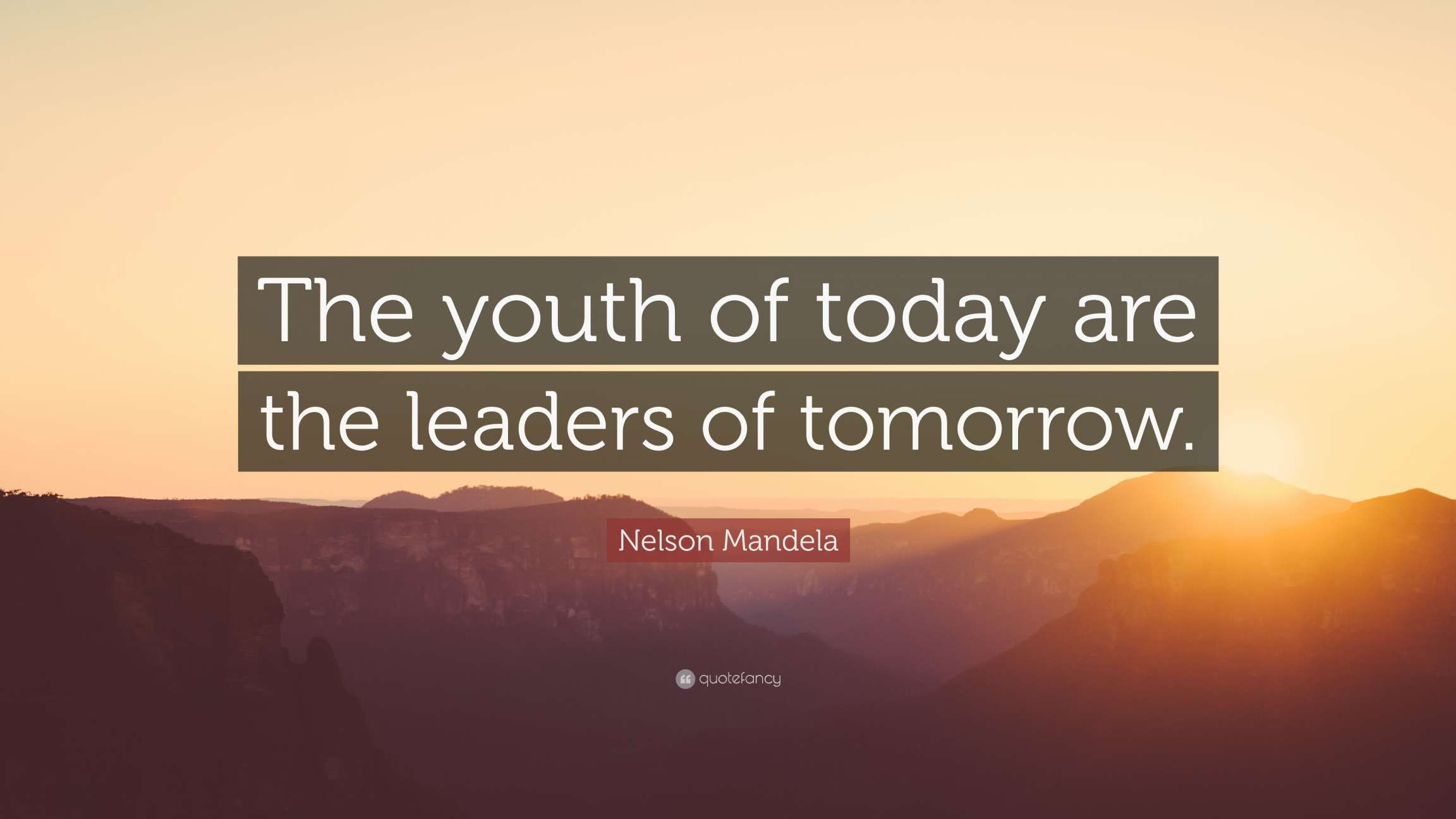 5+ Quote About Youth Leadership in 5  Youth quotes