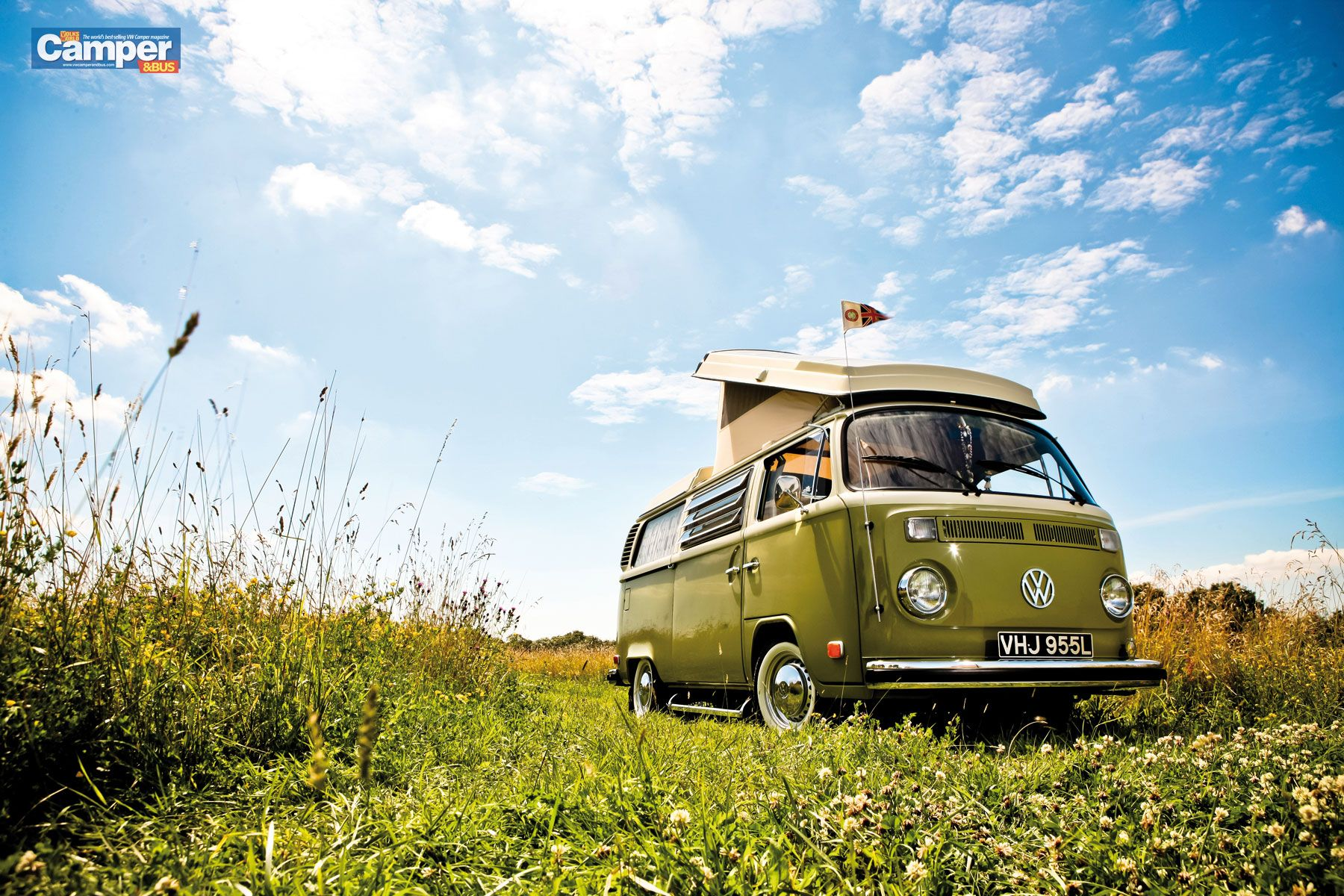 Volkswagen Bus Wallpaper For Windows #8Ey