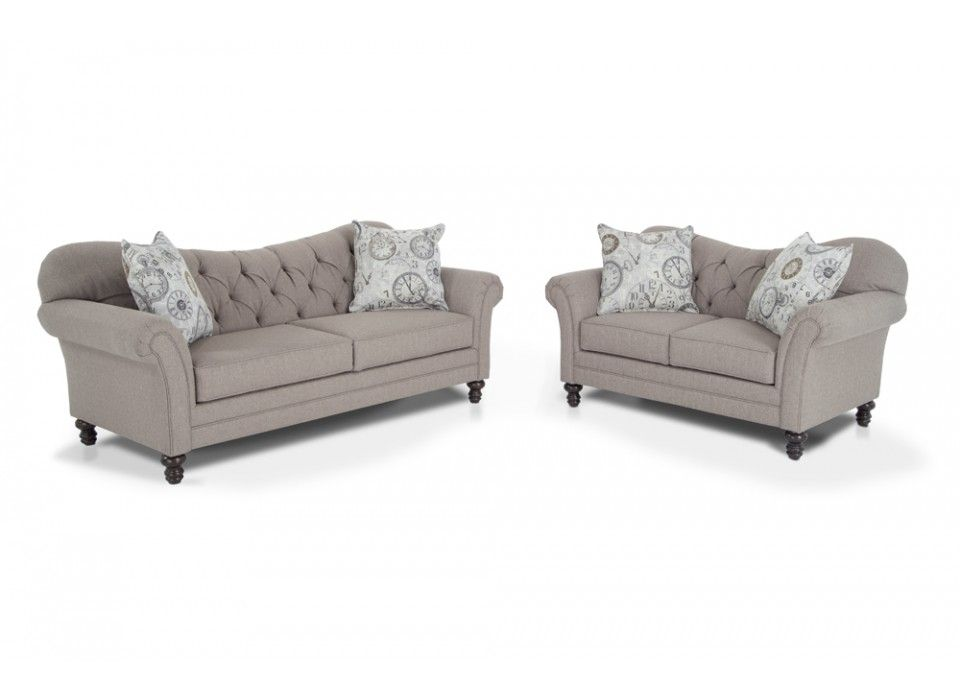 Timeless Sofa & Loveseat | Living Room Sets | Living Room | Bob\'s ...