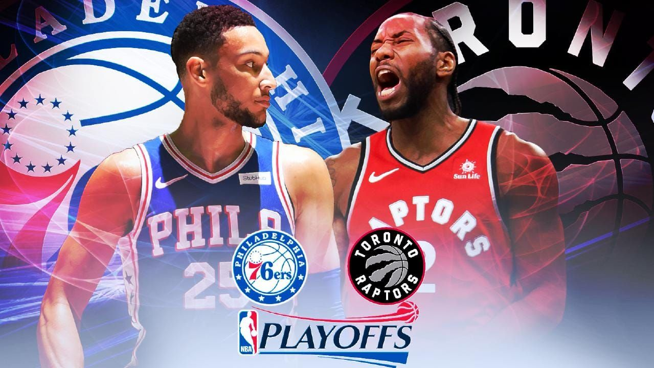 Watch Philadelphia 76ers vs Toronto Raptors NBA live