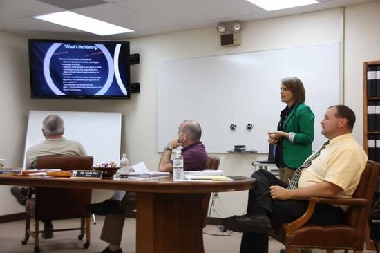Local schools to adopt Common Core Standards