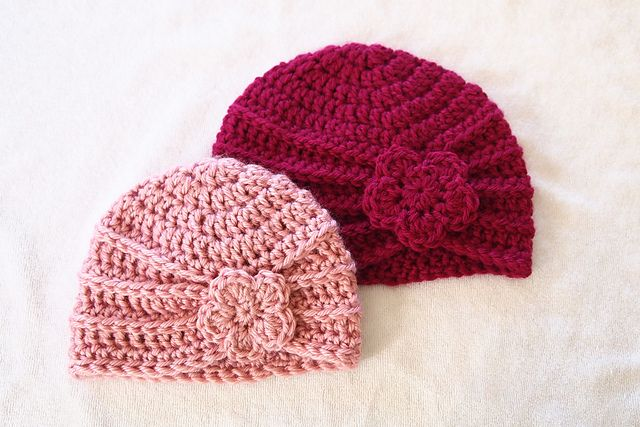 Charmed_By_Ewe_Textured_Turban_Crochet_Pattern.pdf all sizes downloaded