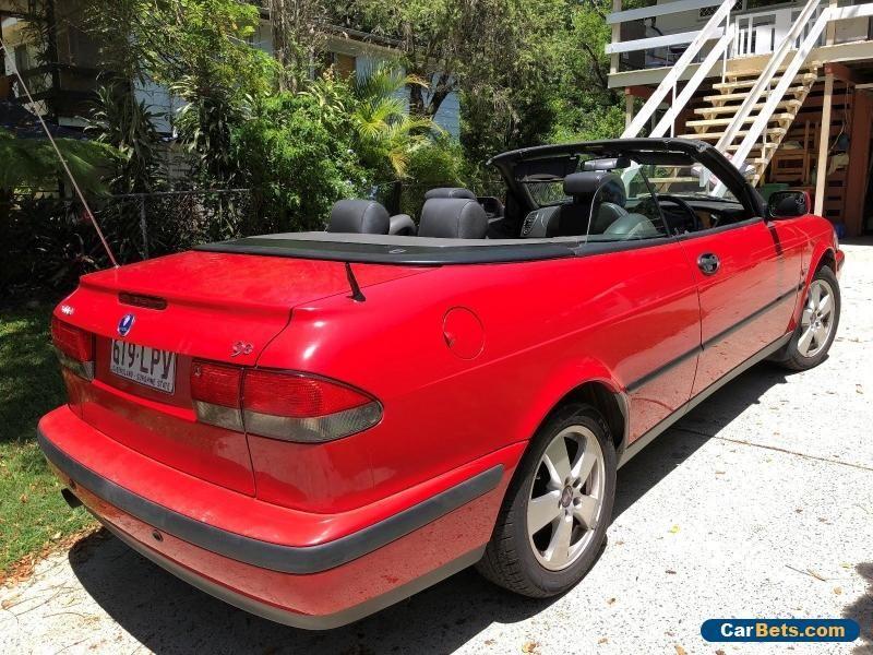 SAAB CONVER 2001 saab 93 forsale australia Cars for