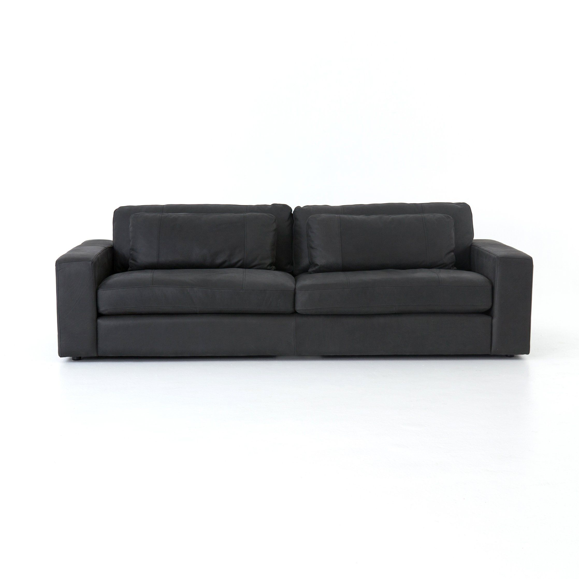 Blair Leather Sofa 98