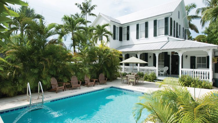How To Fully Enjoy All That Key West Inns Have To Offer Select Registry Key West Hotels Conch House Key West