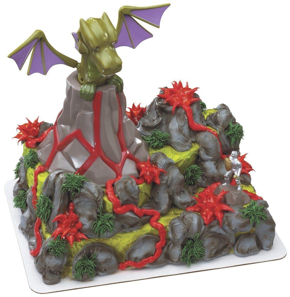 Dragon adventure signature decoset cake decoration