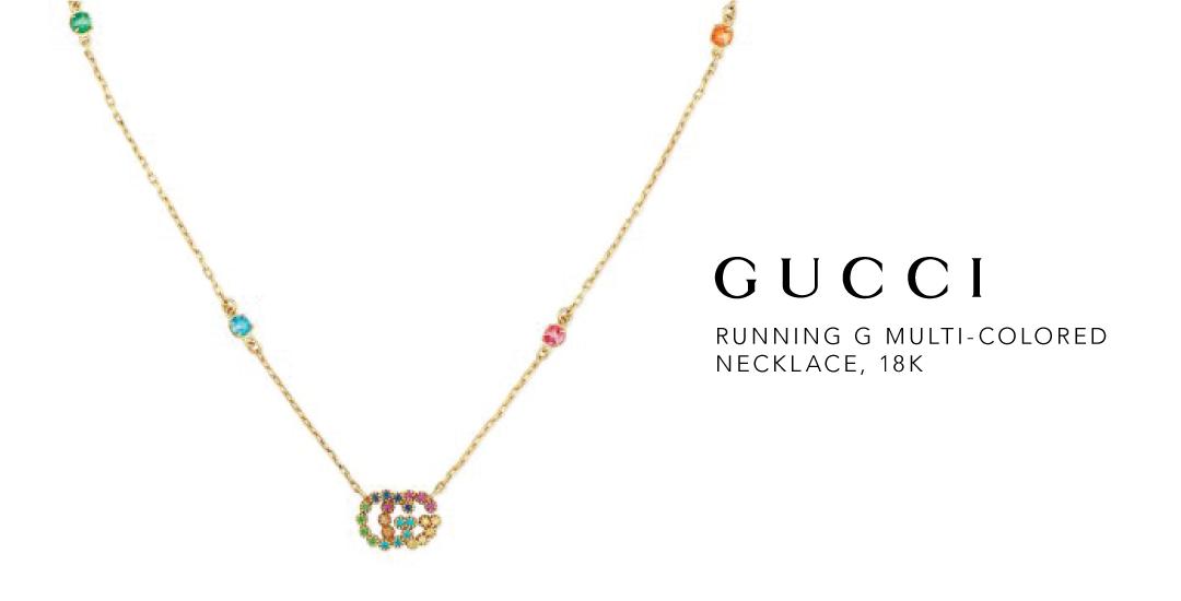 All That Glitters Is Gucci Gucci Jewelry Gucci All That Glitters