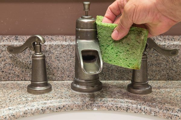 How To Clean Brushed Nickel Bathroom