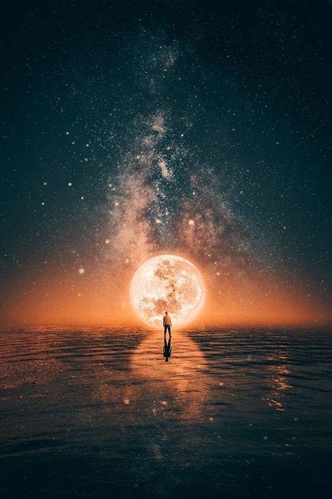 Resultado de imagen de Somos una kota de polvo en el Universo infinito