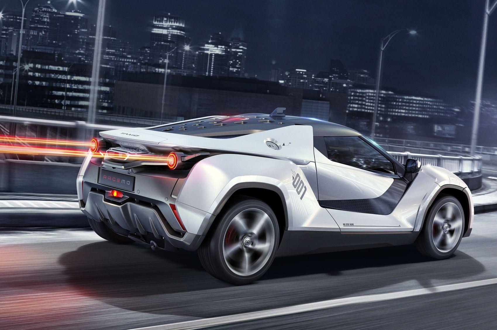 Tamo Racemo Sportscar Concept At Geneva2017 Concepts Pinterest