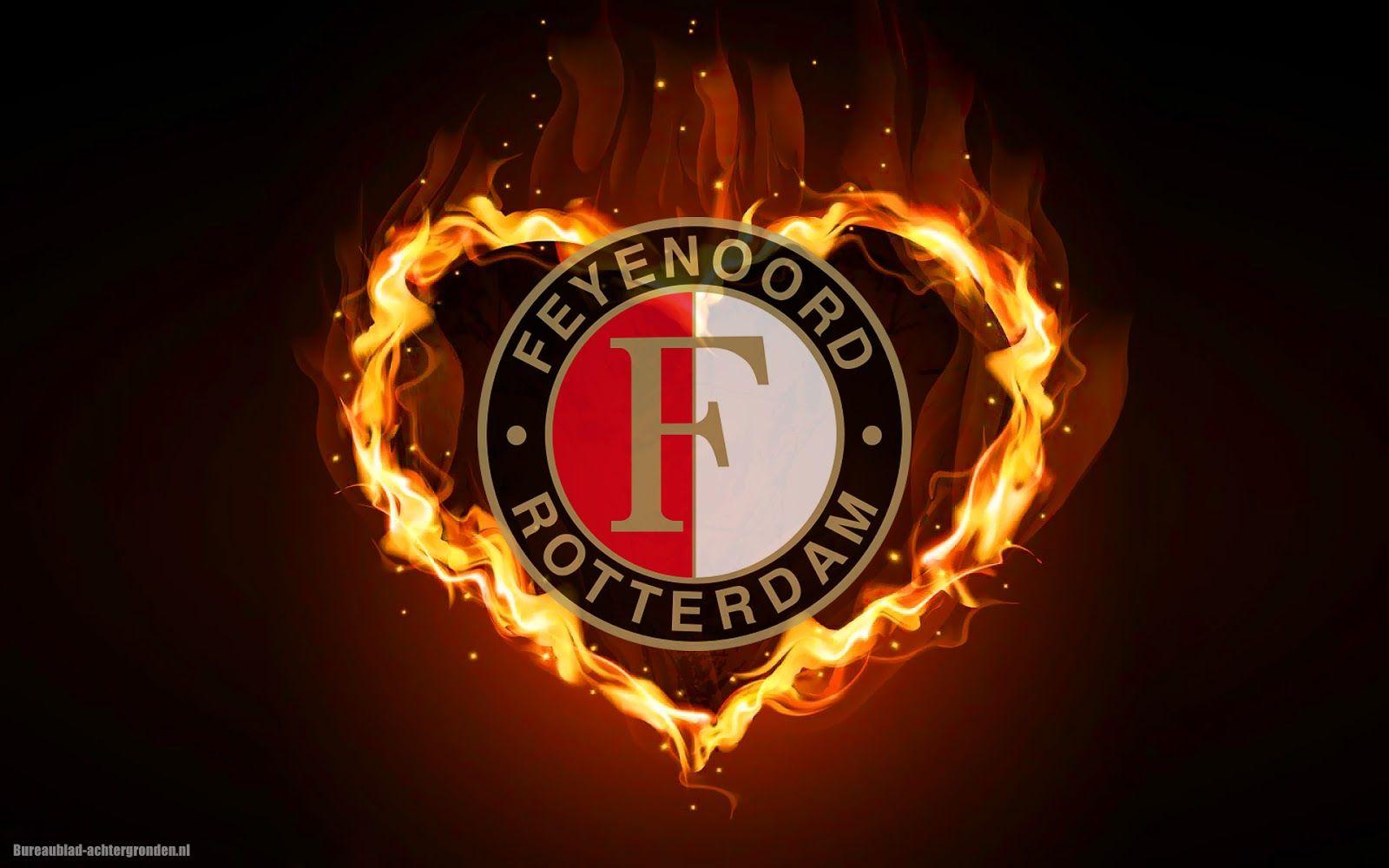 Afbeeldingsresultaat voor feyenoord rotterdam logo vuur
