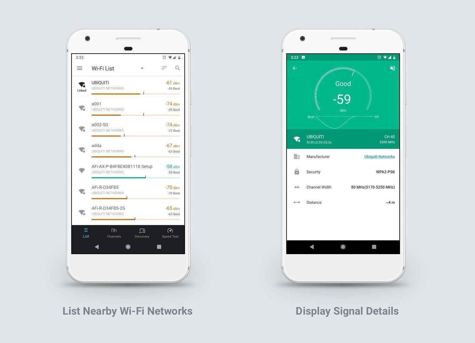 Wifiman تطبيق لرصد وتحسين قوة إشارة الواي فاي Networking Iphone Electronic Products