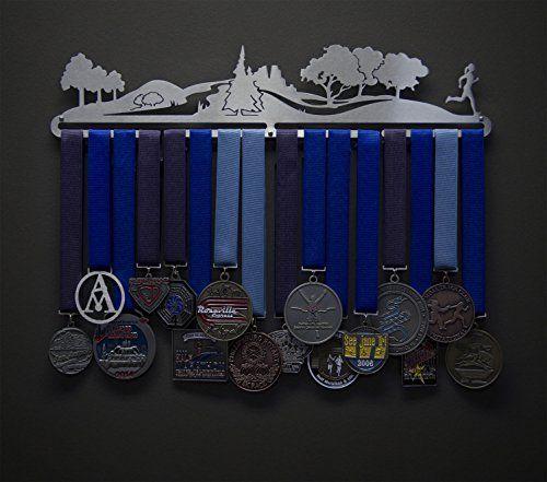 """Allied Medal Hanger - Trailscape - 24"""" Wide, http://www.amazon.com/dp/B00W80ZMIK/ref=cm_sw_r_pi_awdm_NGUMwb42R9AQJ"""