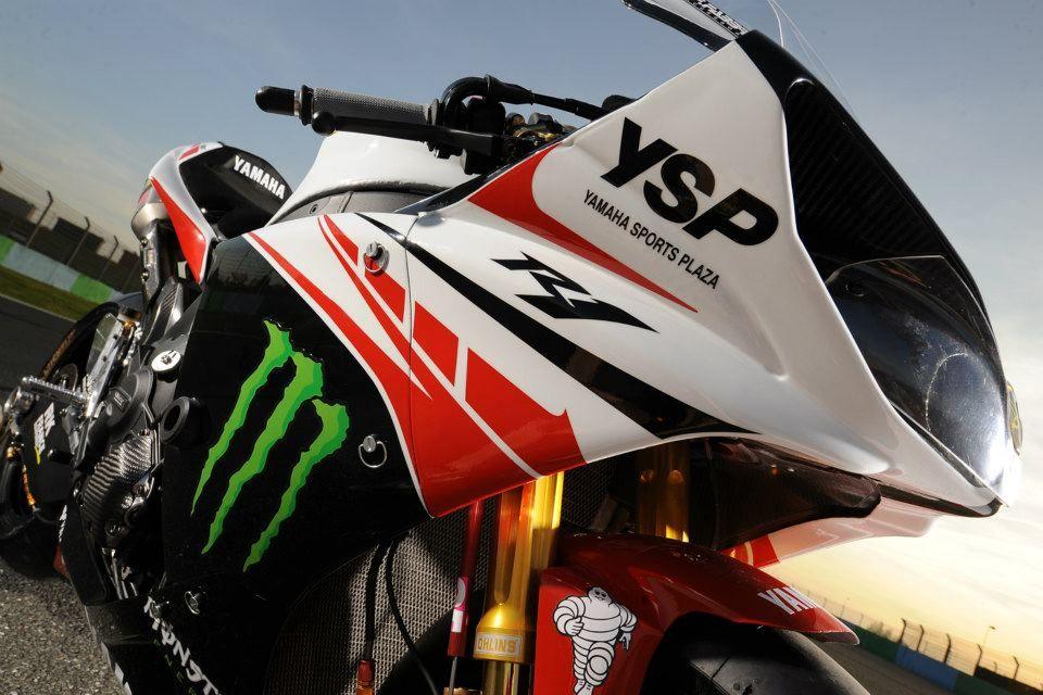 Racing Cafè: Yamaha YZF-R1 Team Yart 2013