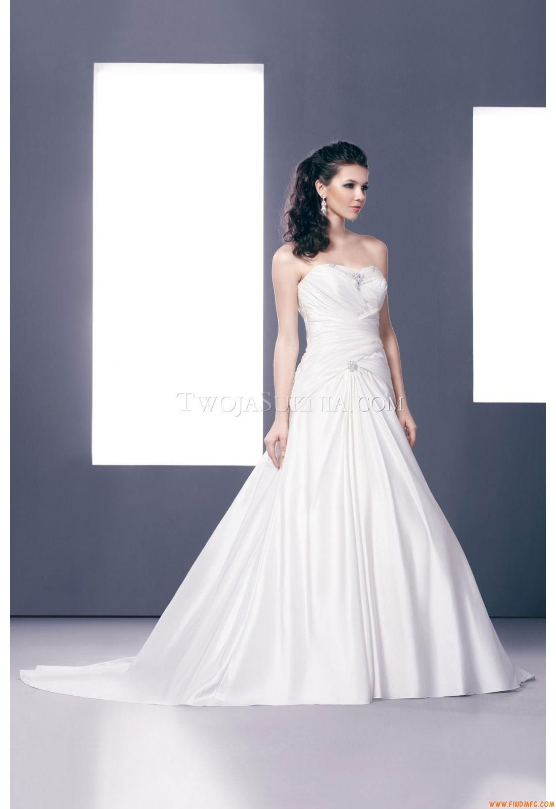 Vestidos De Noiva DZage D31167 2012
