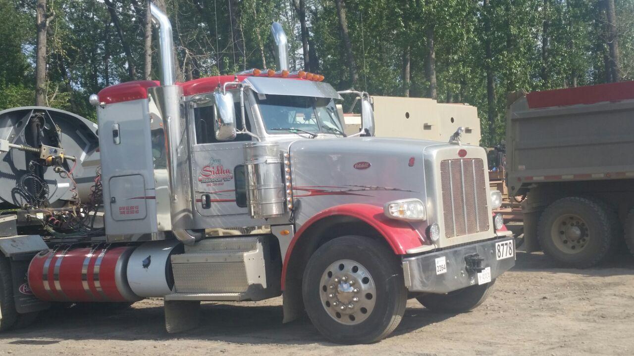 Riprap Hauling Services Provider in Edmonton Riprap is