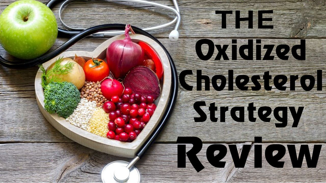 The Oxidized Cholesterol Strategy Review Suffering With Extra Cholesterol Metabolic Diet