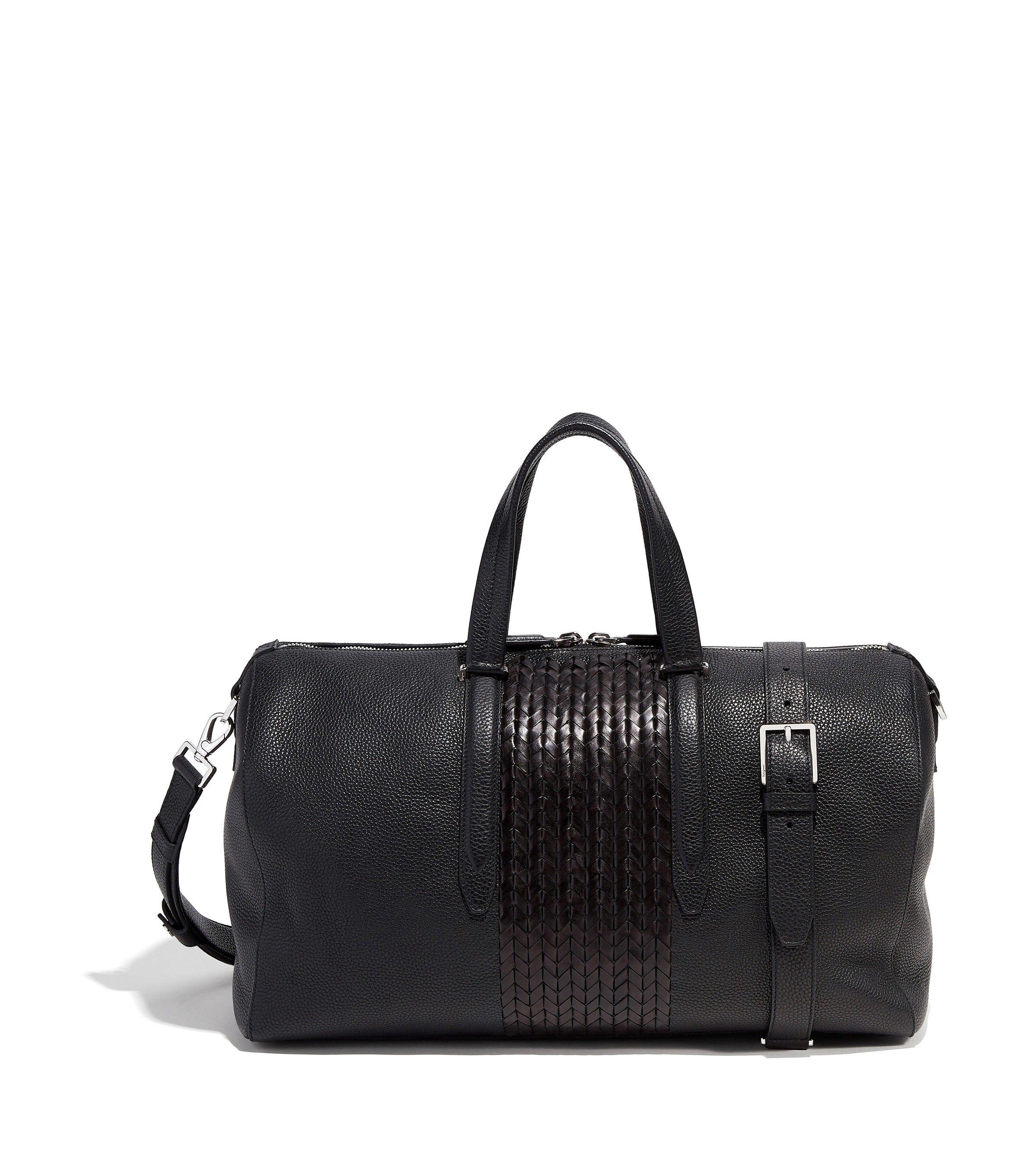77a4418a4ac8 SALVATORE FERRAGAMO Duffle Bag with Woven Details.  salvatoreferragamo  bags   shoulder bags  hand bags