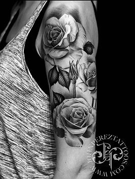 John Perez Best Portrait And Realism Black And Grey Tattoo Artist In Austin Tx John Has Over 20 Years Exp Grey Tattoo Black And Grey Tattoos Tattoo Artists