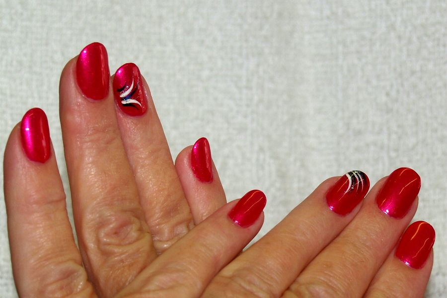 Designs For Nails Only Can I Have A Design On Only One Finger