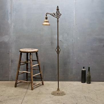 1930s floor lamp glass menagerie research pinterest 1930s floor lamp and lights