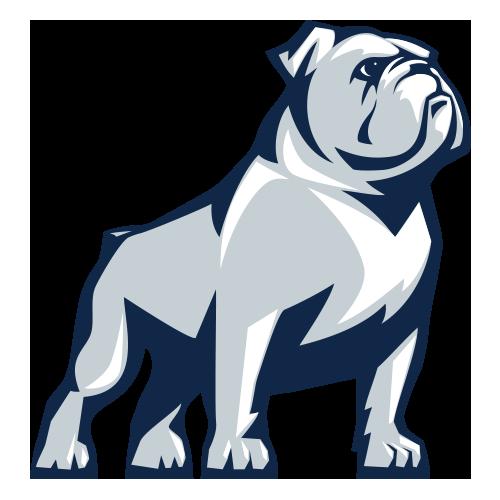 The Dog Is Cool And I Like The Color Pet Logo Design Bulldog Art Bulldog Artwork