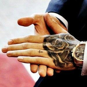 Liam Payne Rose hand tattoo 2018. 😍😍 in 2019 | Hand ...