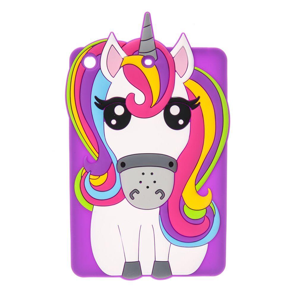 best authentic 89155 39bc1 Magical Sound Unicorn iPad Case - iPad Mini | Claire's | products i ...