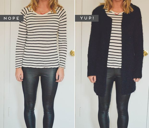 The Dos & Don'ts of Leggings | Fashion advice, Fall winter and ...