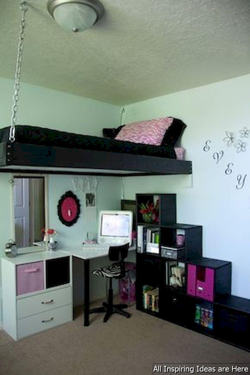 Loft bedroom design ideas   Interesting Small Loft Bedroom Design Ideas  Small loft bedroom