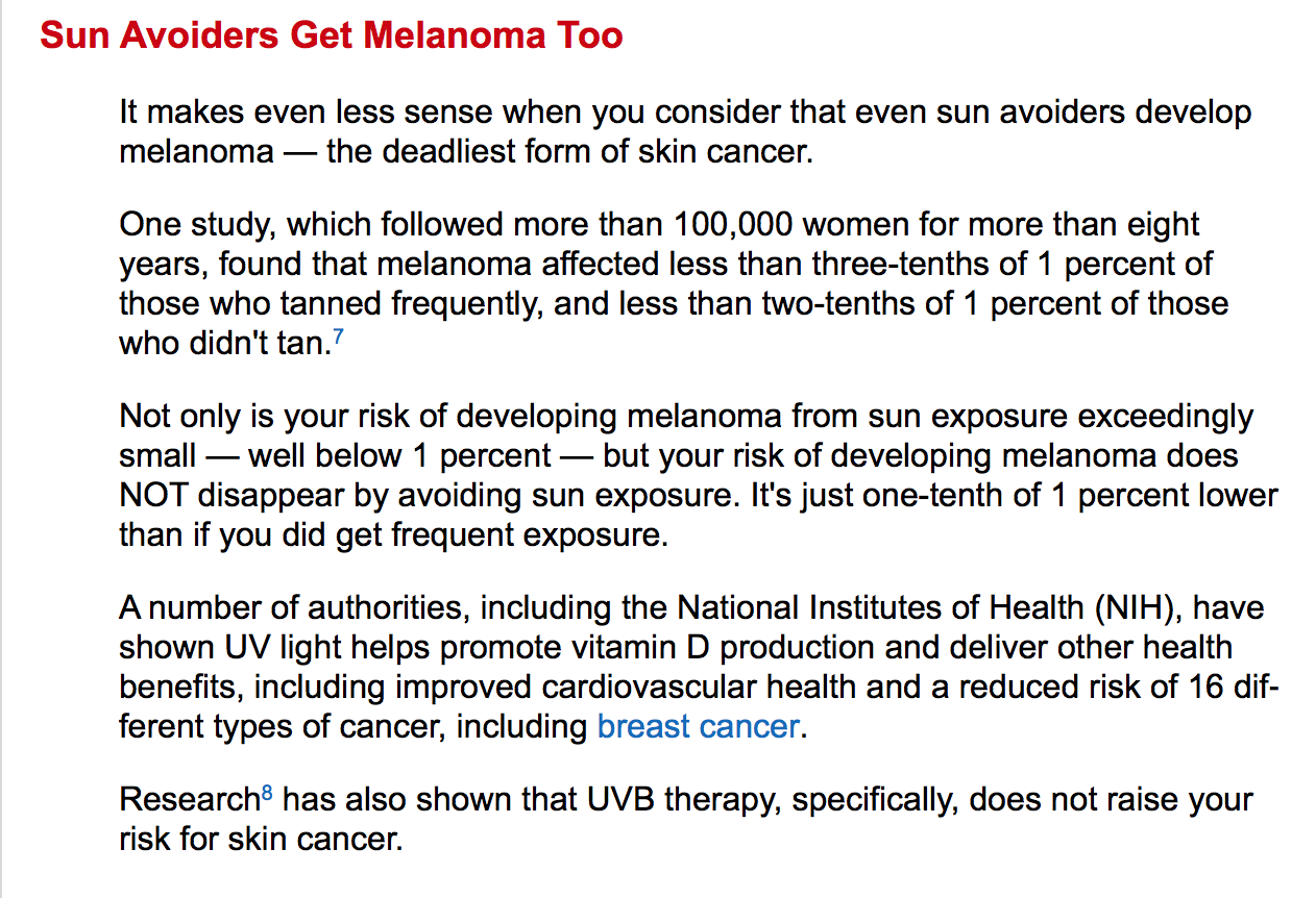 Dr. Joseph Mercola, a well-known natural health expert, recently published  an