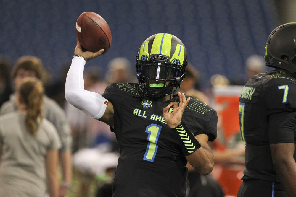 If You Take A Look At Texas A M Qb Signee Kyler Murray S