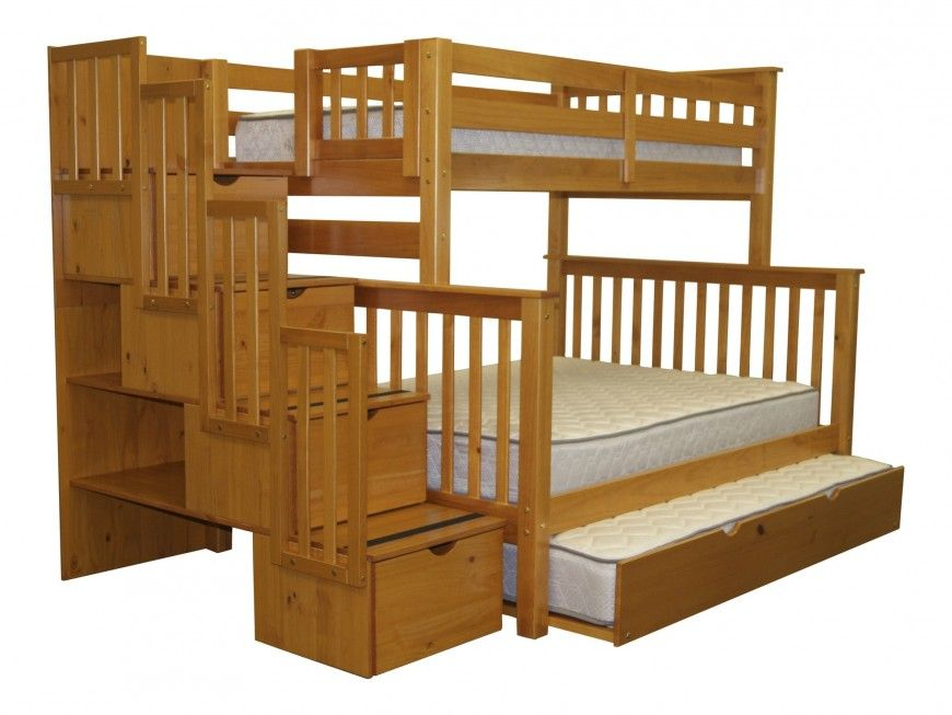 24 Designs Of Bunk Beds With Steps Kids Love These Baby